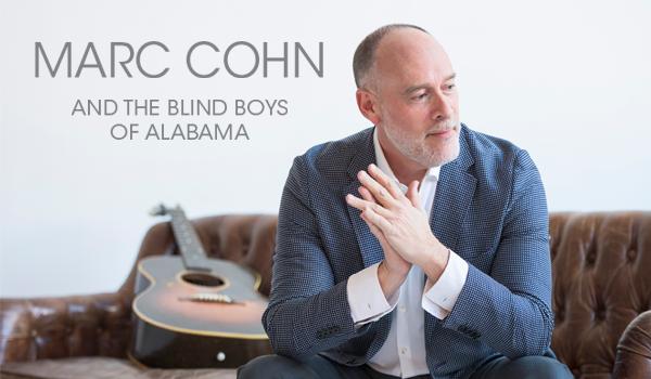 Marc Cohn & the Blind Boys of Alabama