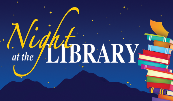 Night at the Library