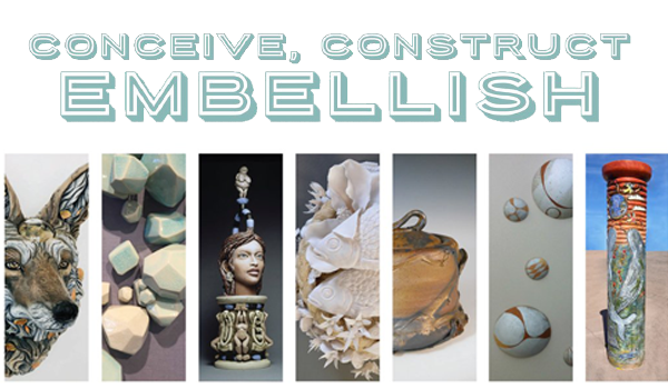Conceive, Construct, Embellish